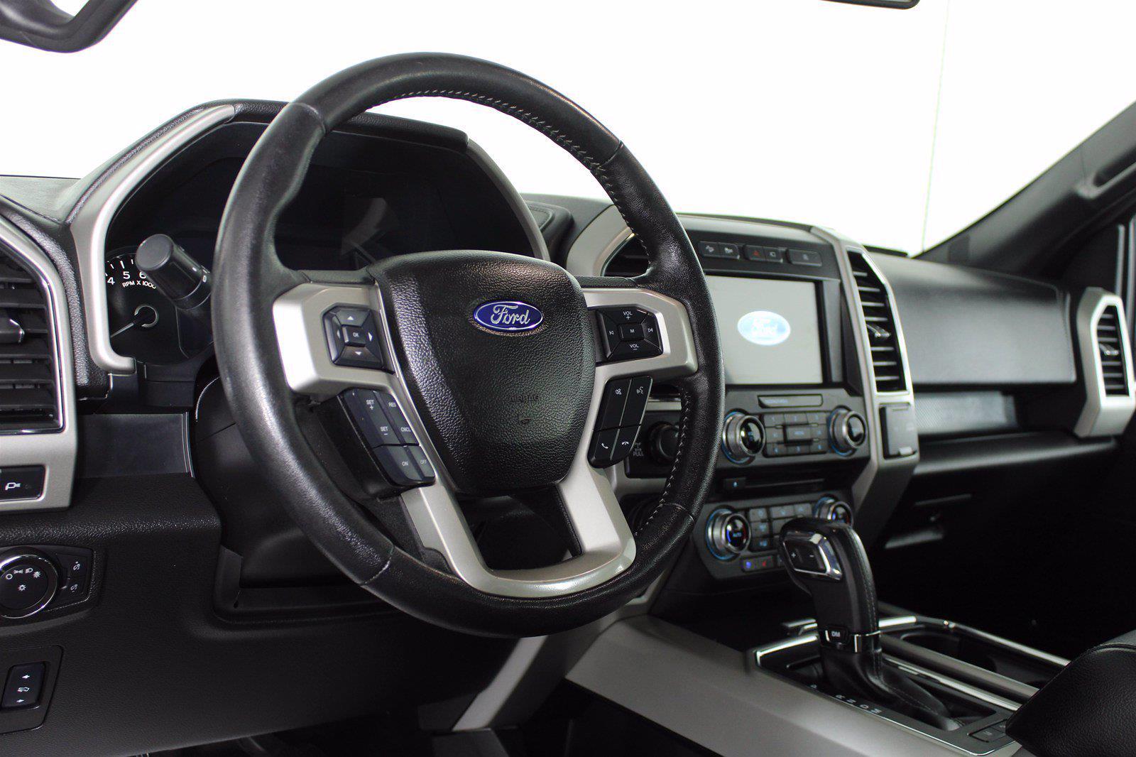 2018 F-150 SuperCrew Cab 4x4,  Pickup #DAB1419 - photo 12