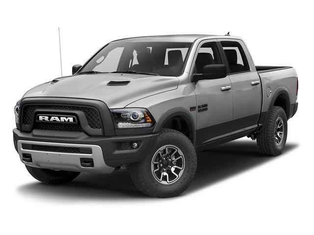 2017 Ram 1500 Crew Cab 4x4, Pickup #DAC0284 - photo 1