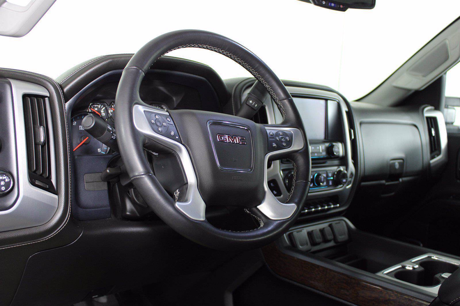 2019 GMC Sierra 3500 Crew Cab 4x4, Pickup #DAG0049 - photo 10