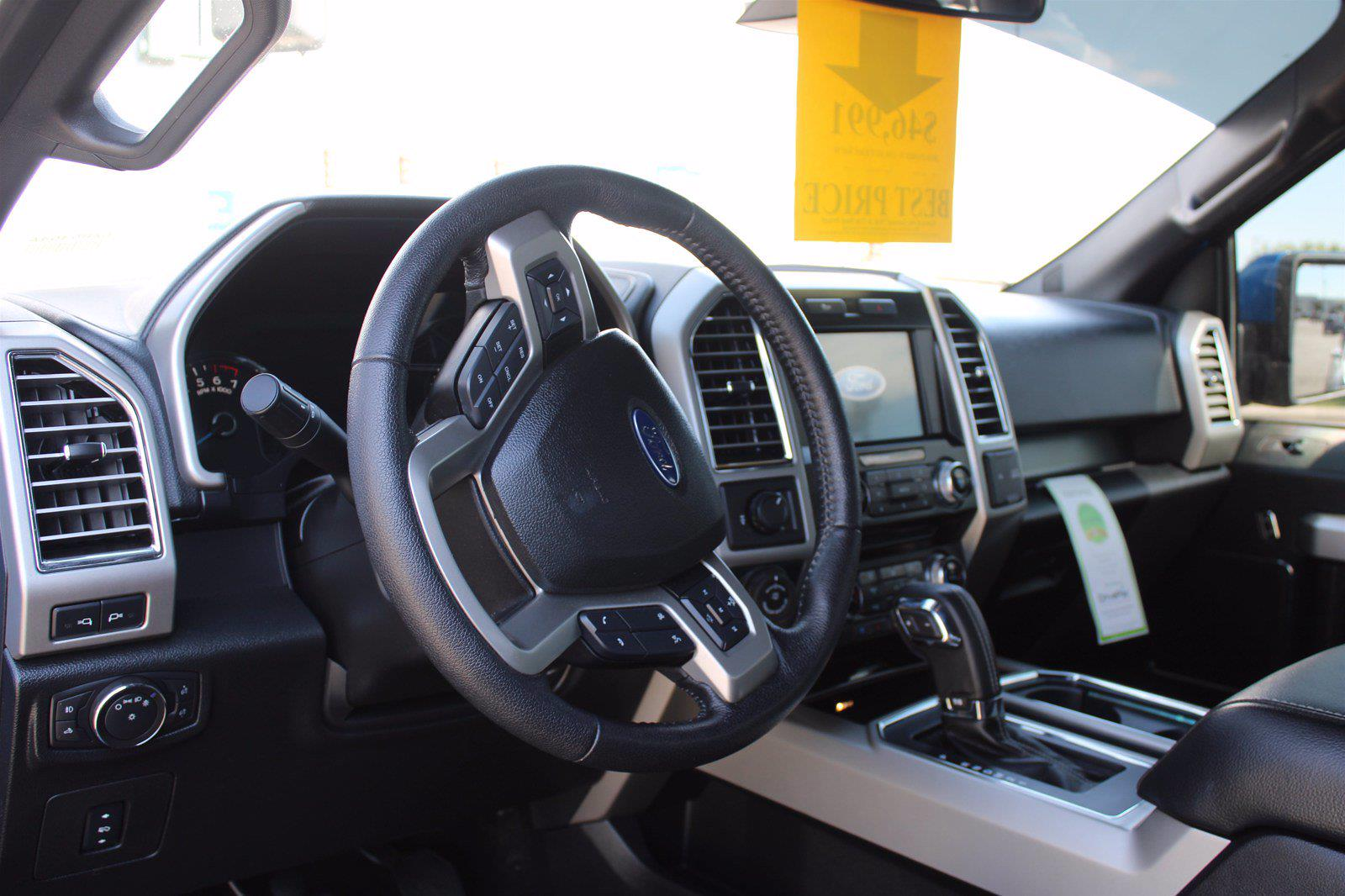 2016 Ford F-150 SuperCrew Cab 4x4, Pickup #DAH0304A - photo 4