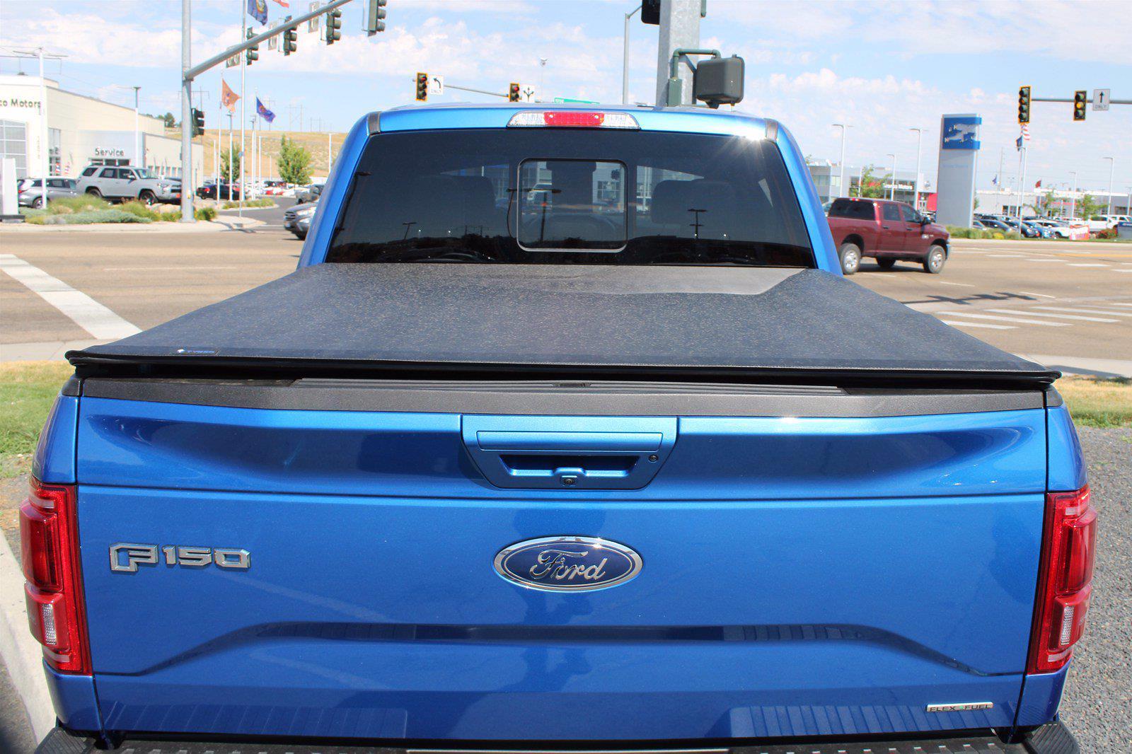 2016 Ford F-150 SuperCrew Cab 4x4, Pickup #DAH0304A - photo 6