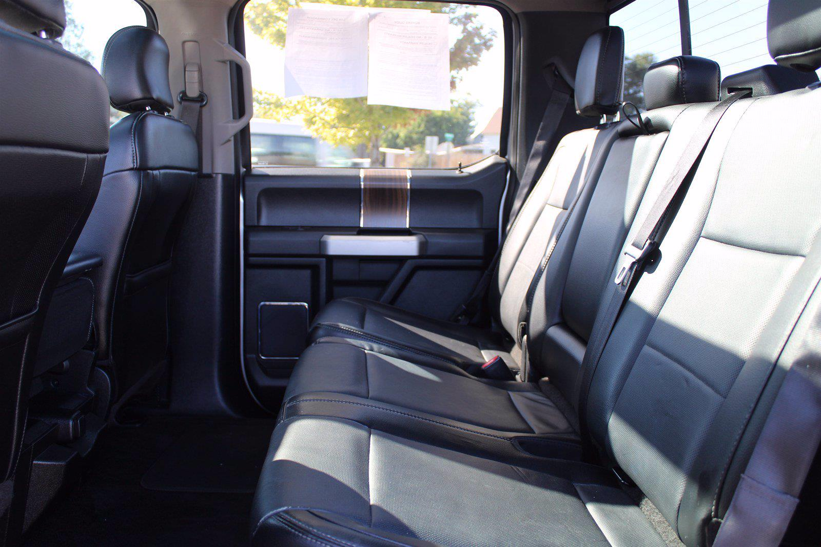 2015 F-150 SuperCrew Cab 4x4,  Pickup #DAH0304B - photo 13