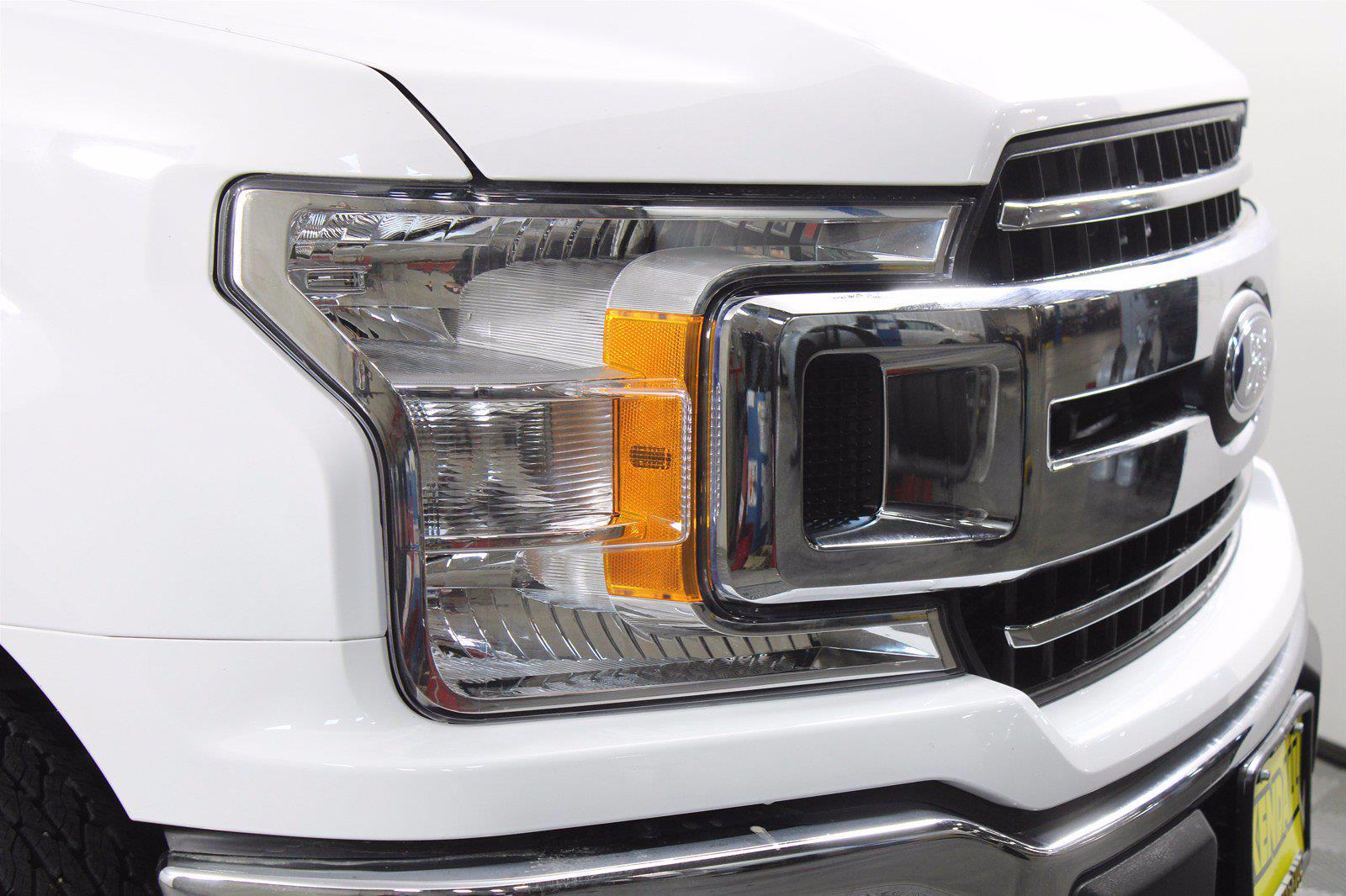 2018 F-150 SuperCrew Cab 4x4,  Pickup #DAJ0771 - photo 4