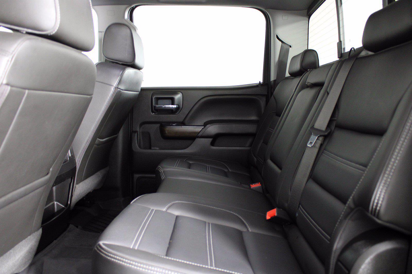 2018 GMC Sierra 2500 Crew Cab 4x4, Pickup #DTC1708 - photo 9