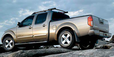 2007 Nissan Frontier 4x4, Pickup #DTC1752A - photo 1