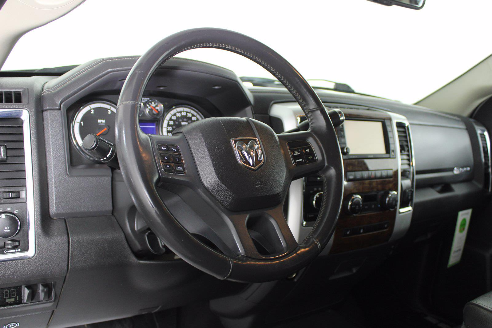 2012 Ram 3500 Mega Cab 4x4,  Pickup #DTC2270 - photo 11