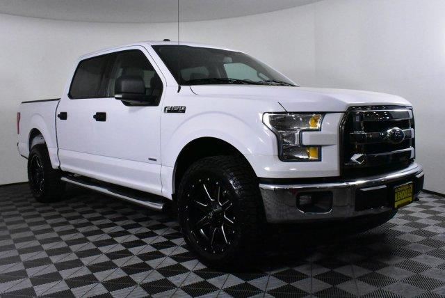 2017 F-150 SuperCrew Cab 4x4, Pickup #DU89579 - photo 3
