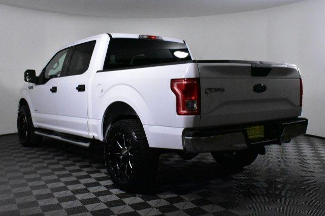 2017 F-150 SuperCrew Cab 4x4, Pickup #DU89579 - photo 8