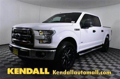 2017 F-150 SuperCrew Cab 4x4, Pickup #DU89579 - photo 1