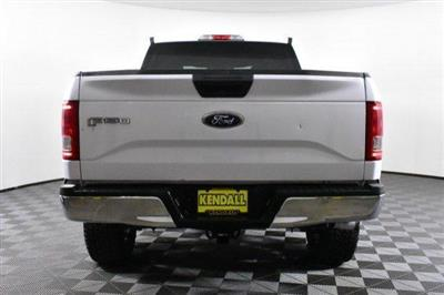 2017 F-150 SuperCrew Cab 4x4, Pickup #DU89579 - photo 7