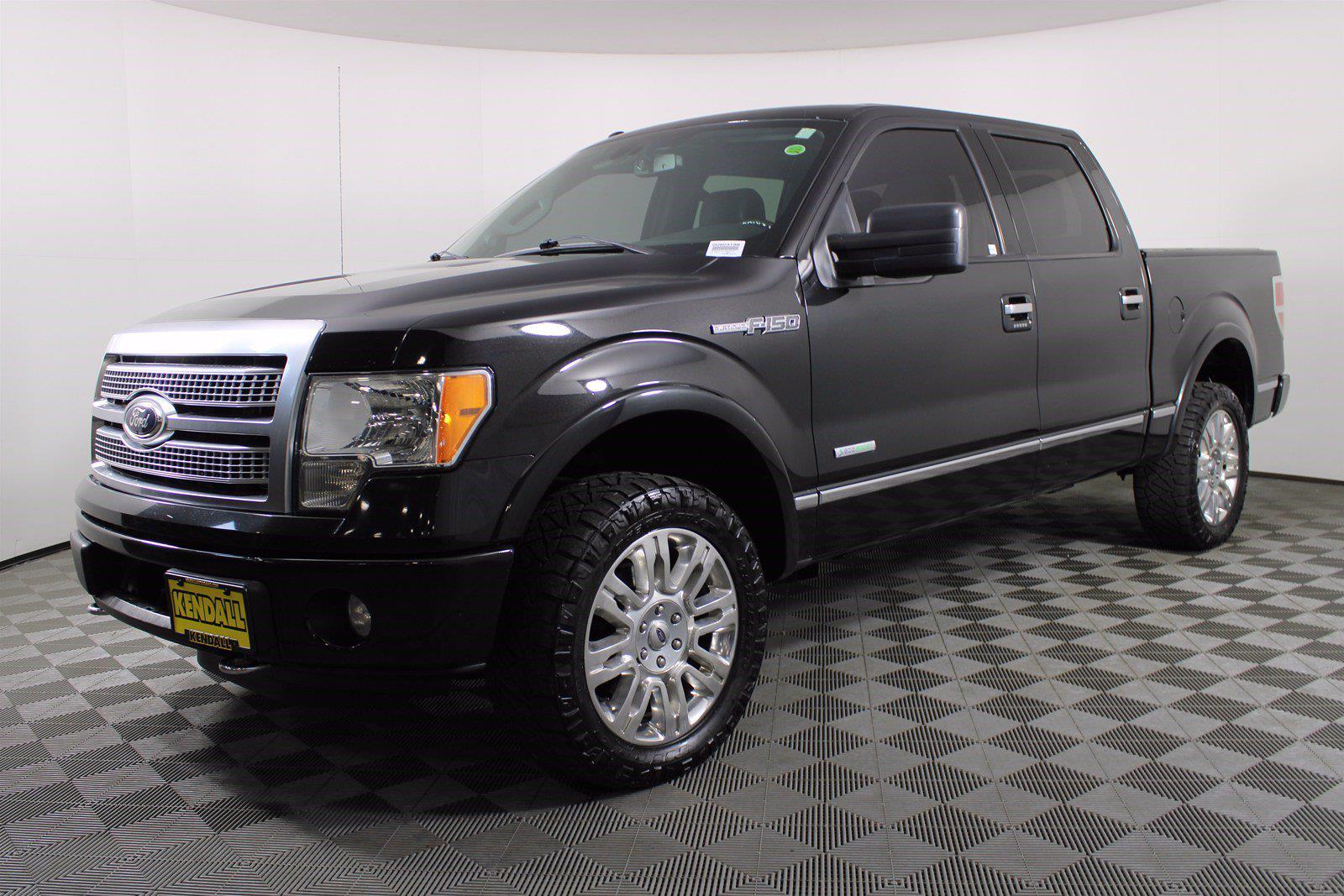 2012 Ford F-150 Super Cab 4x4, Pickup #DU90318B - photo 11