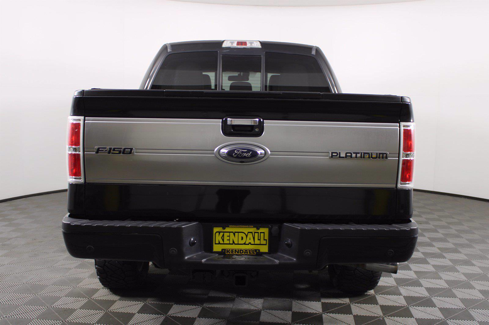 2012 Ford F-150 Super Cab 4x4, Pickup #DU90318B - photo 1