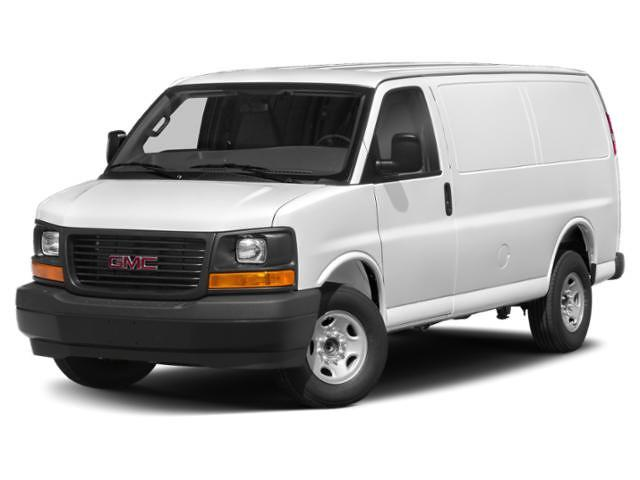 2018 GMC Savana 2500 4x2, Empty Cargo Van #DU90789 - photo 1