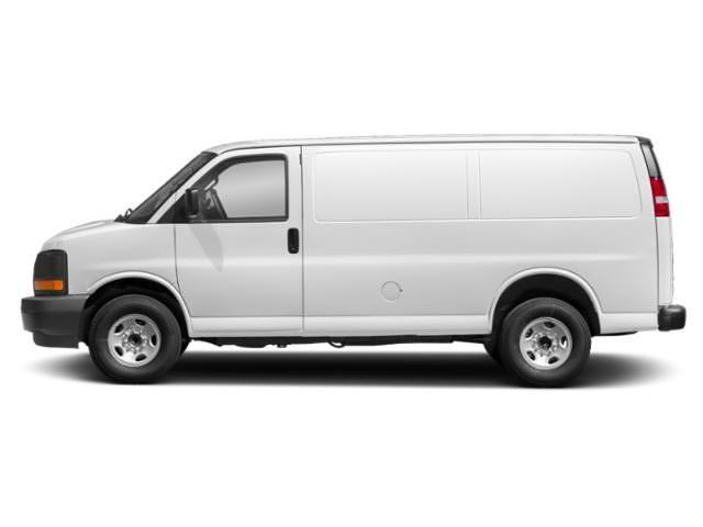 2018 GMC Savana 2500 4x2, Empty Cargo Van #DU90789 - photo 4