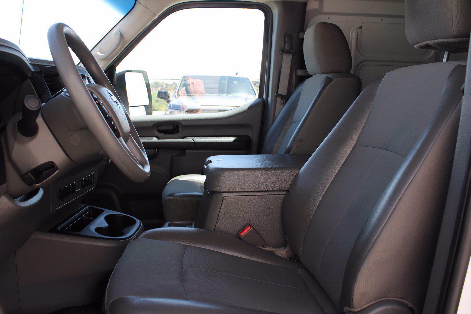 2019 Nissan NV HD High Roof 4x2, Empty Cargo Van #DU90801 - photo 3