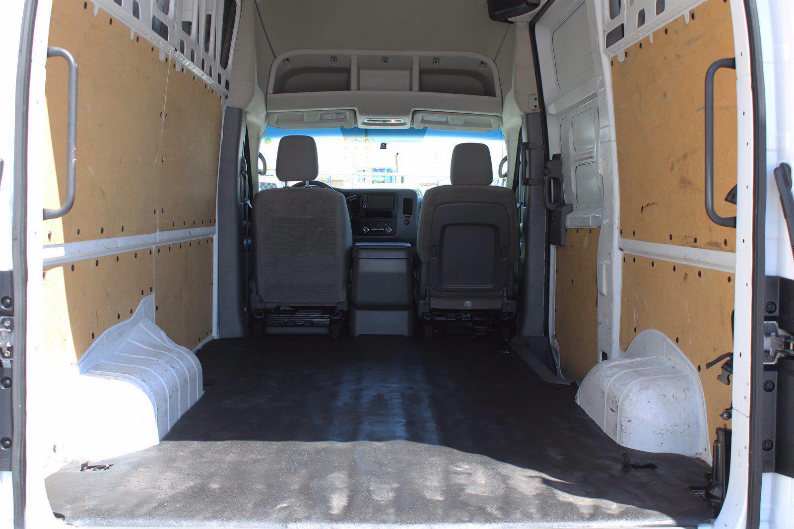 2019 Nissan NV HD High Roof 4x2, Empty Cargo Van #DU90801 - photo 7