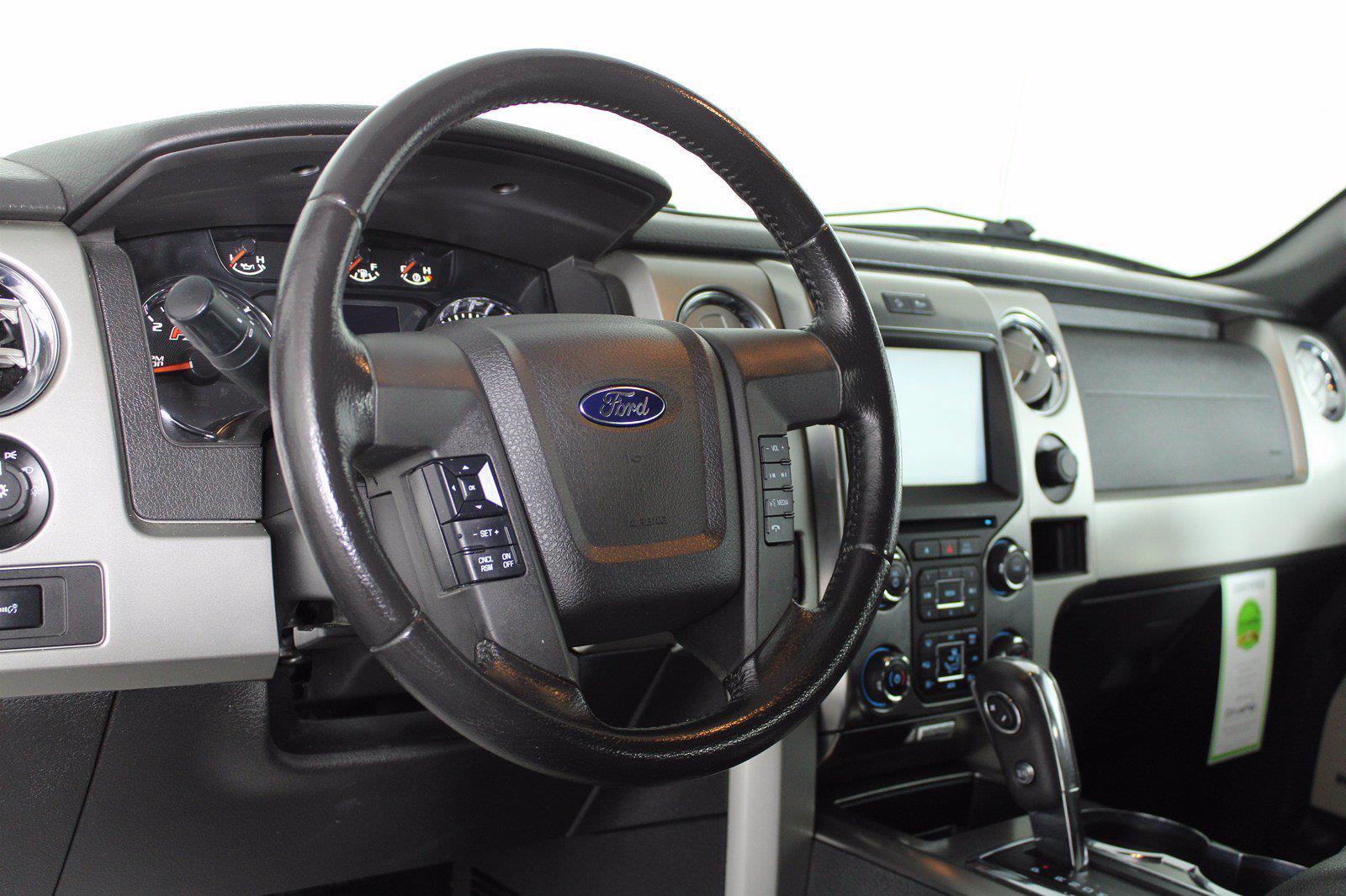 2014 Ford F-150 SuperCrew Cab 4x4, Pickup #DU90879 - photo 8