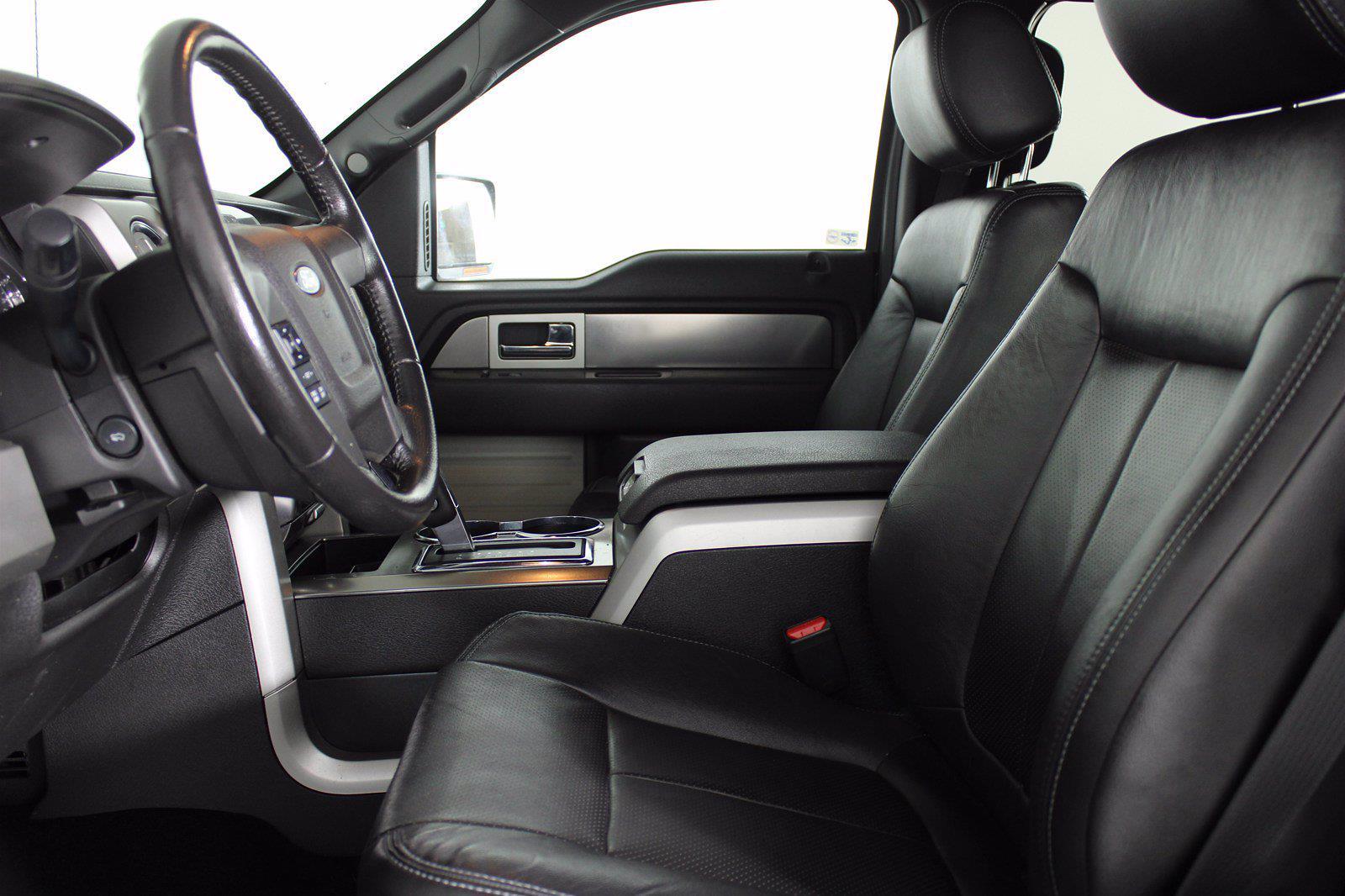 2014 Ford F-150 SuperCrew Cab 4x4, Pickup #DU90879 - photo 4