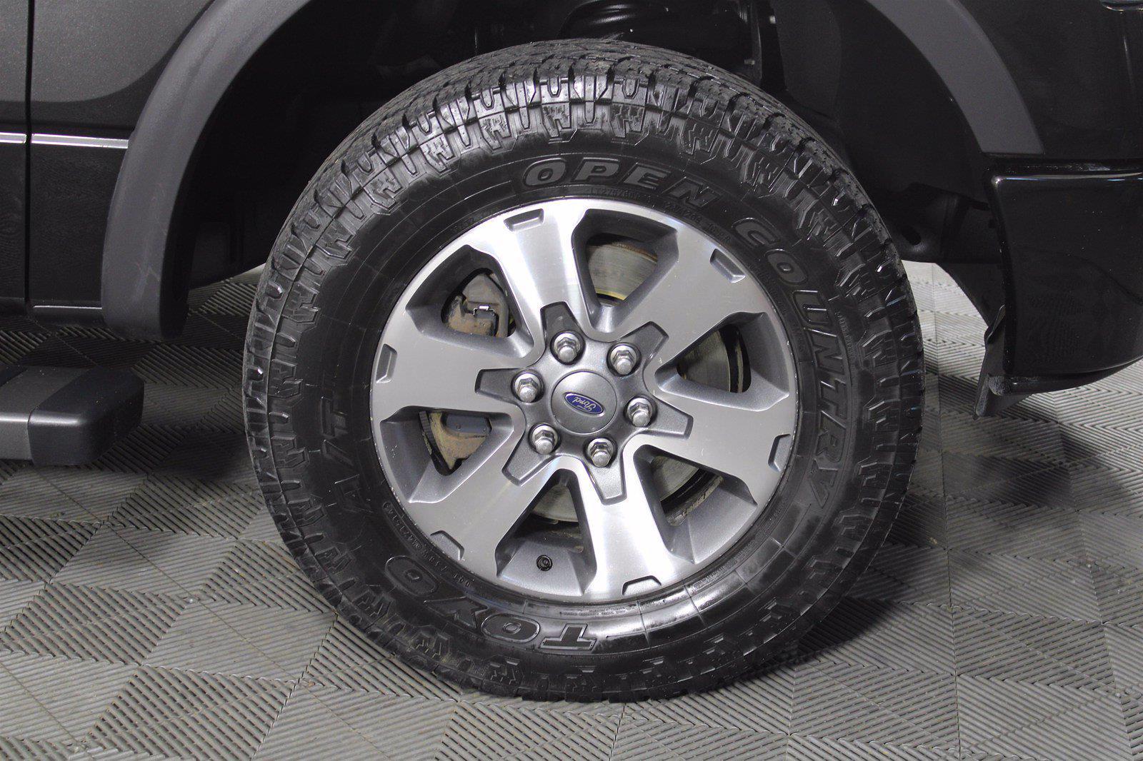 2014 Ford F-150 SuperCrew Cab 4x4, Pickup #DU90879 - photo 14