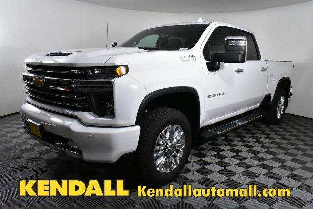 2020 Silverado 2500 Crew Cab 4x4,  Pickup #D100001 - photo 1