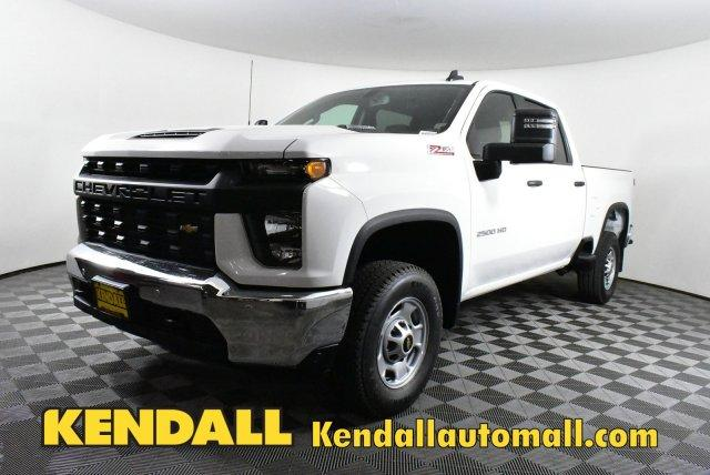 2020 Silverado 2500 Crew Cab 4x4,  Pickup #D100003 - photo 1