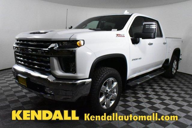 2020 Silverado 2500 Crew Cab 4x4,  Pickup #D100005 - photo 1