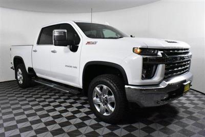 2020 Silverado 2500 Crew Cab 4x4,  Pickup #D100005 - photo 4