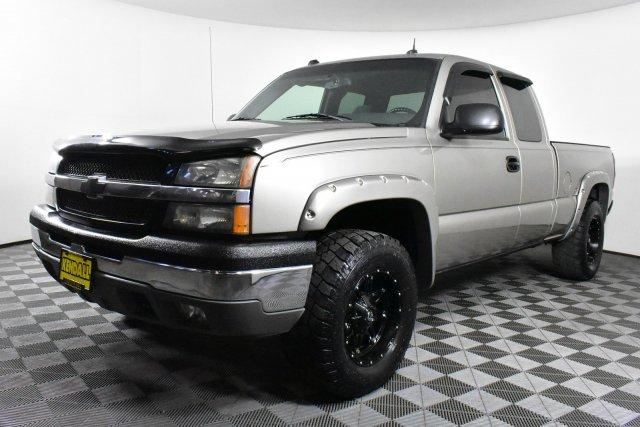 2004 Silverado 1500 Extended Cab 4x4,  Pickup #D100013B - photo 1