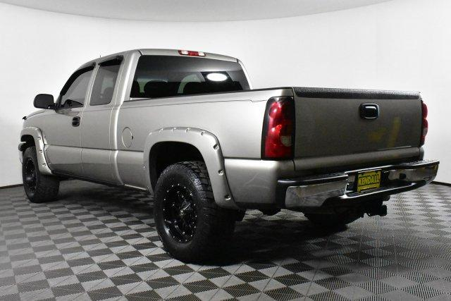 2004 Silverado 1500 Extended Cab 4x4,  Pickup #D100013B - photo 7