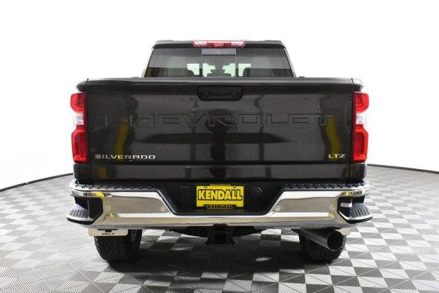 2020 Silverado 2500 Crew Cab 4x4,  Pickup #D100027 - photo 7