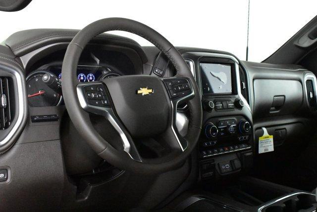 2020 Silverado 2500 Crew Cab 4x4,  Pickup #D100027 - photo 9