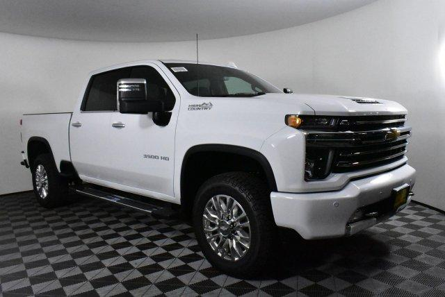 2020 Silverado 3500 Crew Cab 4x4,  Pickup #D100042 - photo 4