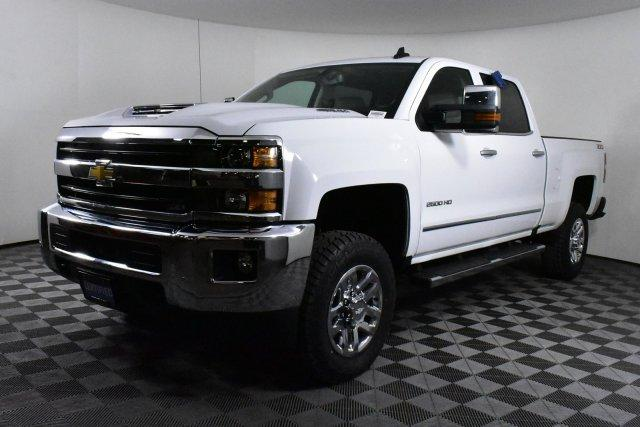 2018 Silverado 2500 Crew Cab 4x4,  Pickup #D100042A - photo 1