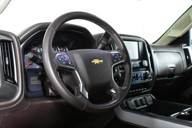 2018 Silverado 2500 Crew Cab 4x4,  Pickup #D100042A - photo 10