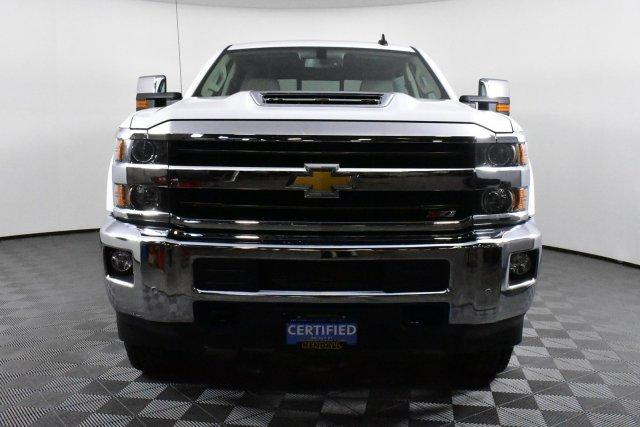2018 Silverado 2500 Crew Cab 4x4,  Pickup #D100042A - photo 2