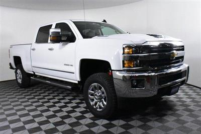 2018 Silverado 2500 Crew Cab 4x4,  Pickup #D100042A - photo 3
