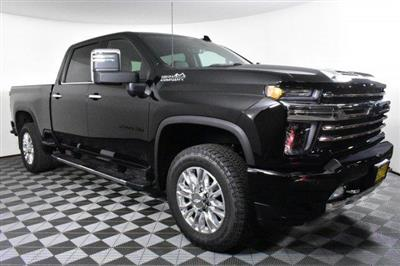 2020 Silverado 2500 Crew Cab 4x4, Pickup #D100046 - photo 4