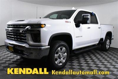 2020 Silverado 3500 Crew Cab 4x4,  Pickup #D100048 - photo 1