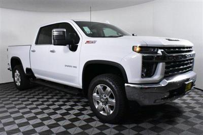 2020 Silverado 3500 Crew Cab 4x4,  Pickup #D100048 - photo 4