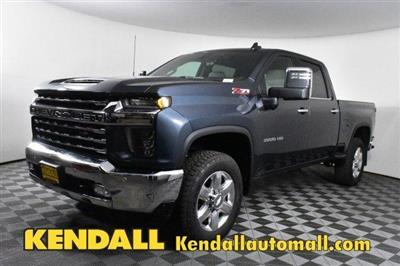 2020 Silverado 3500 Crew Cab 4x4,  Pickup #D100049 - photo 1