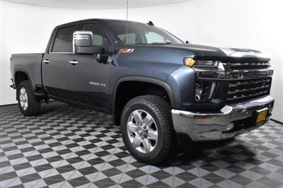 2020 Silverado 3500 Crew Cab 4x4,  Pickup #D100049 - photo 4