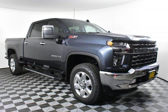 2020 Silverado 2500 Crew Cab 4x4,  Pickup #D100073 - photo 4