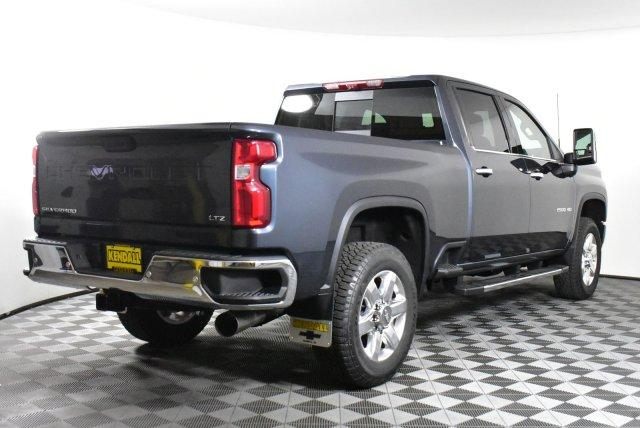 2020 Silverado 2500 Crew Cab 4x4,  Pickup #D100073 - photo 6