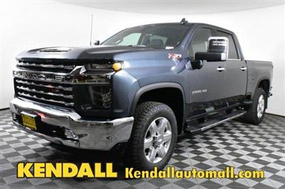 2020 Silverado 2500 Crew Cab 4x4,  Pickup #D100073 - photo 1