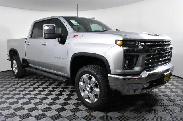 2020 Silverado 3500 Crew Cab 4x4,  Pickup #D100074 - photo 4
