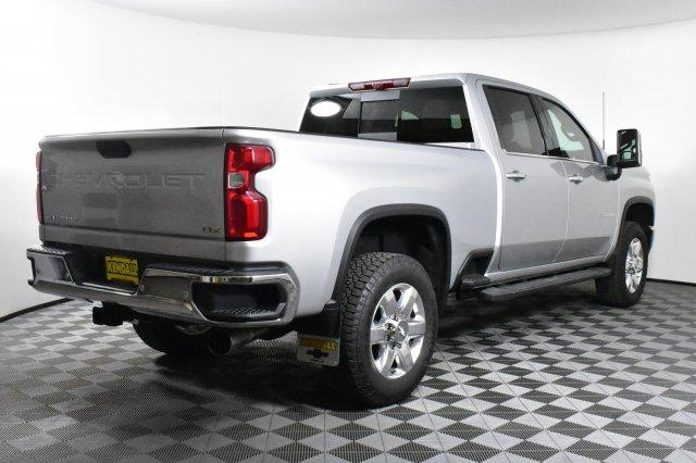 2020 Silverado 3500 Crew Cab 4x4,  Pickup #D100074 - photo 6
