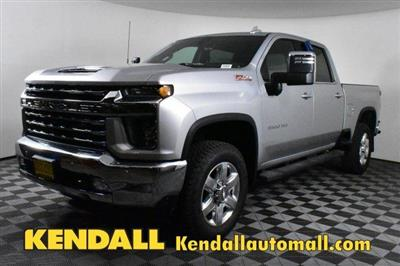 2020 Silverado 3500 Crew Cab 4x4,  Pickup #D100074 - photo 1