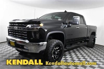 2020 Silverado 2500 Crew Cab 4x4,  Pickup #D100085 - photo 1