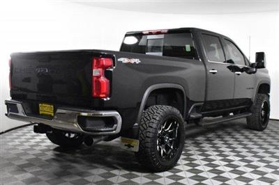 2020 Silverado 2500 Crew Cab 4x4,  Pickup #D100085 - photo 6