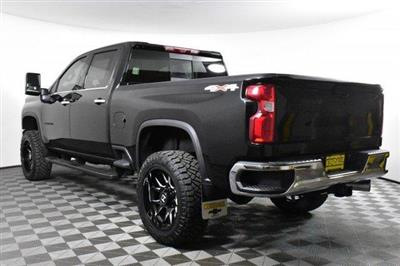 2020 Silverado 2500 Crew Cab 4x4,  Pickup #D100085 - photo 2
